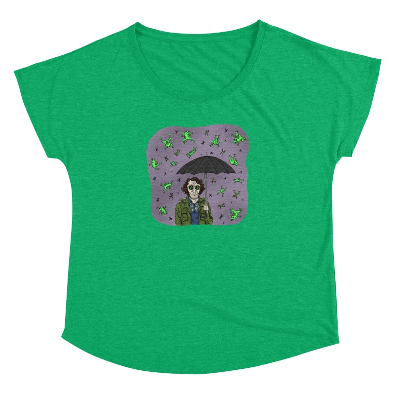 Homage to P.T. Anderson Women's Dolman Scoop Neck by jeffisawesome's Artist Shop