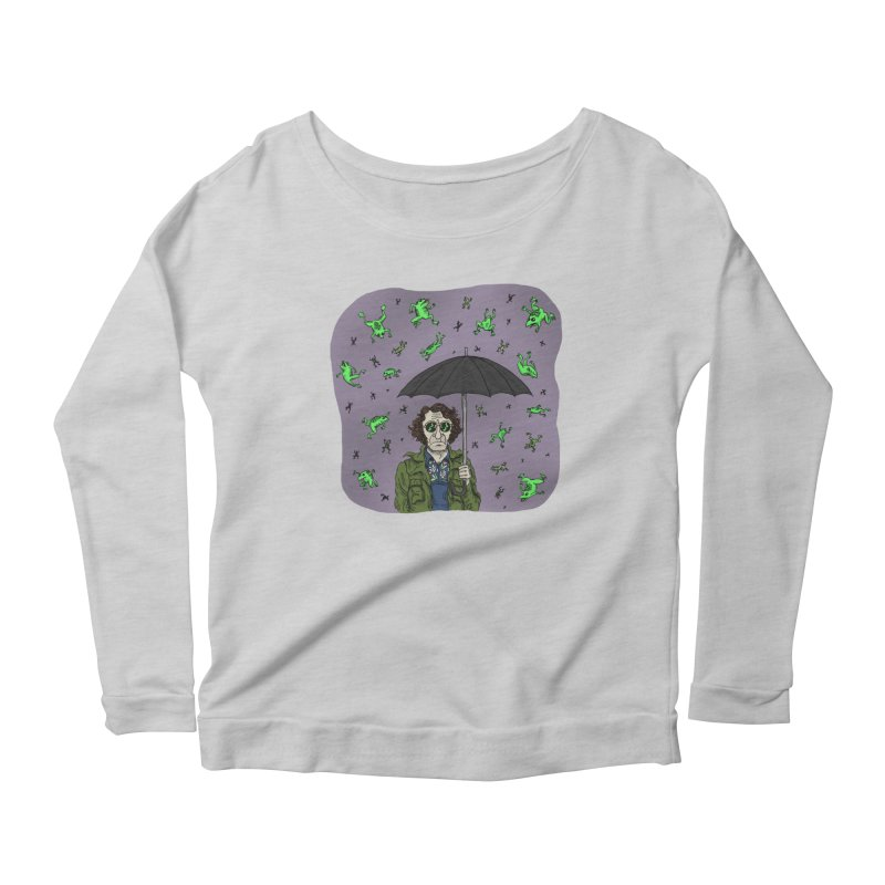 Homage to P.T. Anderson Women's Scoop Neck Longsleeve T-Shirt by jeffisawesome's Artist Shop