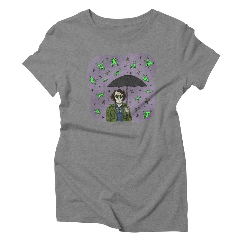 Homage to P.T. Anderson Women's Triblend T-Shirt by jeffisawesome's Artist Shop