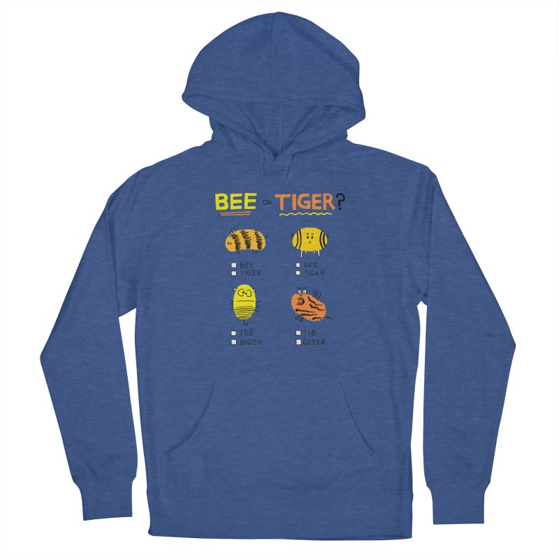 Bee or Tiger? Women's Pullover Hoody by jeffisawesome's Artist Shop