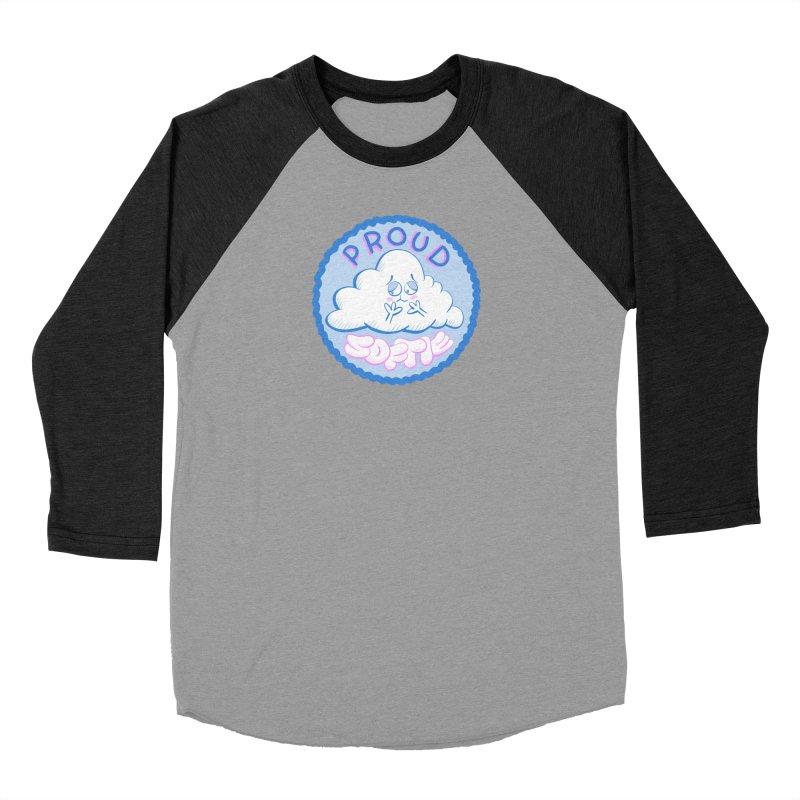 Proud Softie Men's Longsleeve T-Shirt by jeffisawesome's Artist Shop
