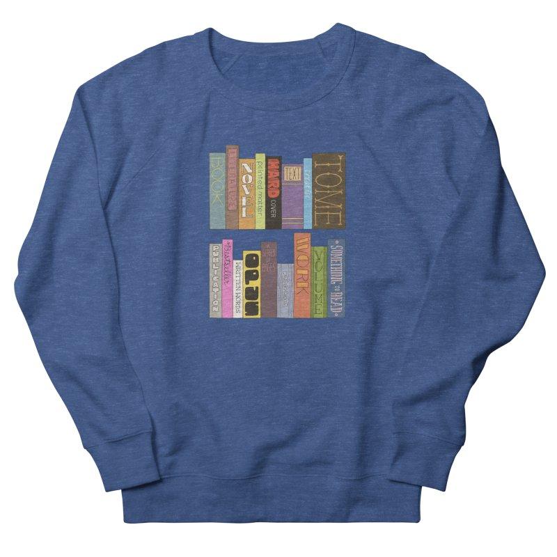 Meta-Bookshelf Men's Sweatshirt by jeffisawesome's Artist Shop
