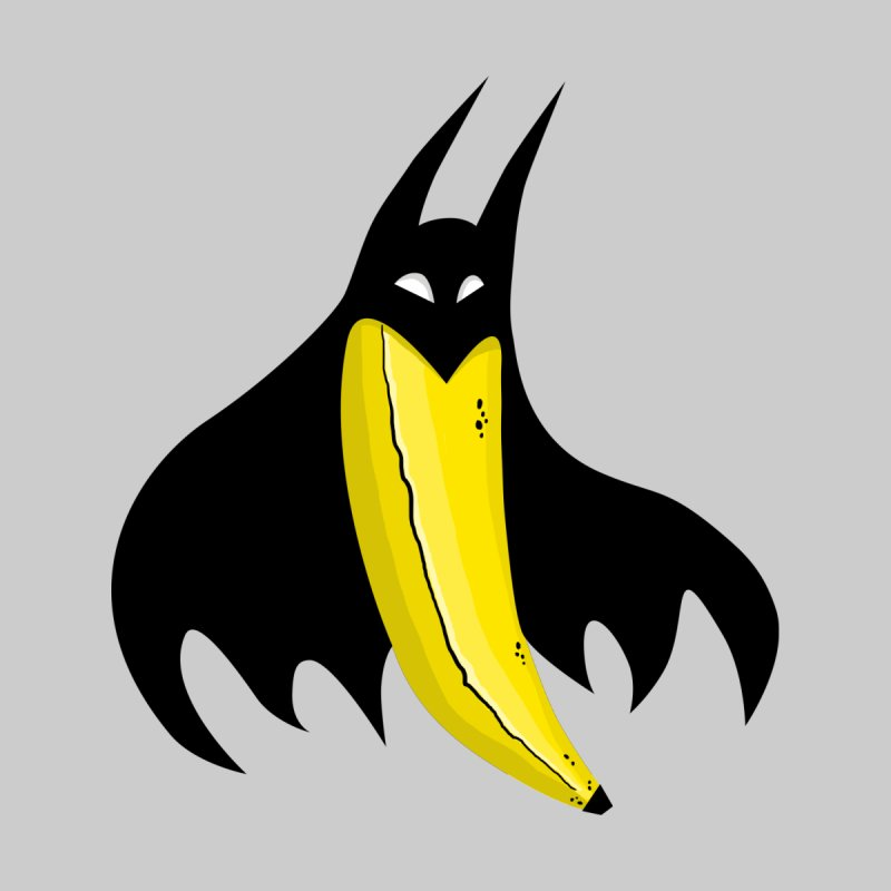 Batnana Kids Longsleeve T-Shirt by jeffisawesome's Artist Shop