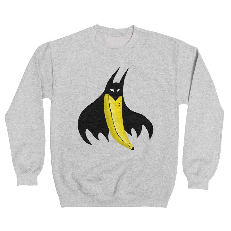 Batnana Men's Sweatshirt by jeffisawesome's Artist Shop