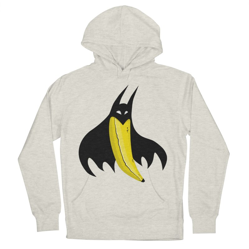 Batnana Women's French Terry Pullover Hoody by jeffisawesome's Artist Shop