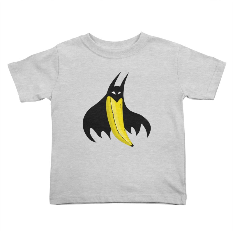 Batnana Kids Toddler T-Shirt by jeffisawesome's Artist Shop