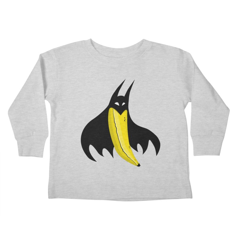 Batnana Kids Toddler Longsleeve T-Shirt by jeffisawesome's Artist Shop