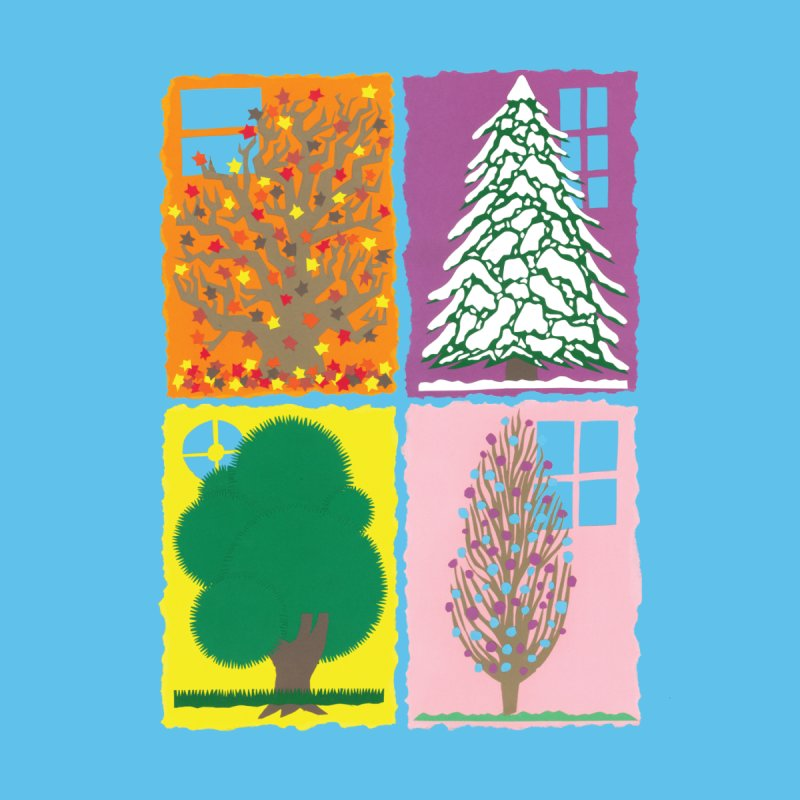 The Paper House: Seasons by jeffisawesome's Artist Shop