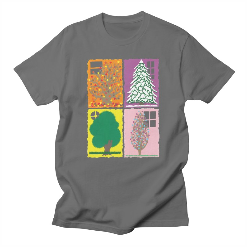 The Paper House: Seasons Men's T-Shirt by jeffisawesome's Artist Shop