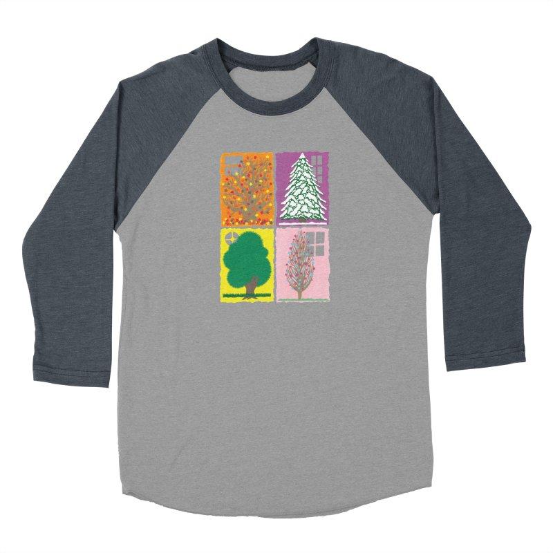 The Paper House: Seasons Women's Longsleeve T-Shirt by jeffisawesome's Artist Shop