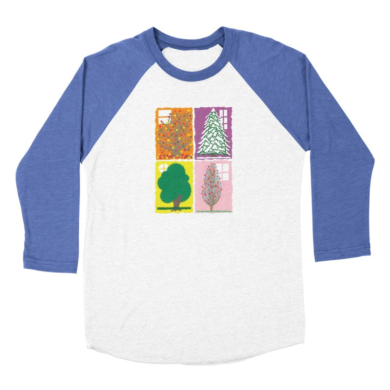 The Paper House: Seasons Men's Longsleeve T-Shirt by jeffisawesome's Artist Shop