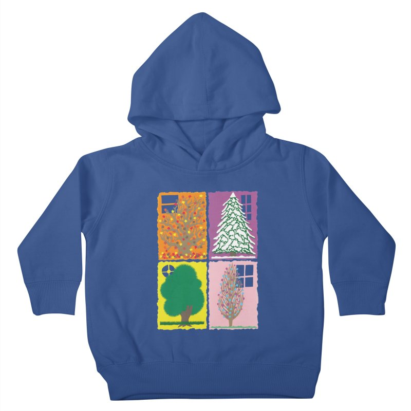 The Paper House: Seasons Kids Toddler Pullover Hoody by jeffisawesome's Artist Shop
