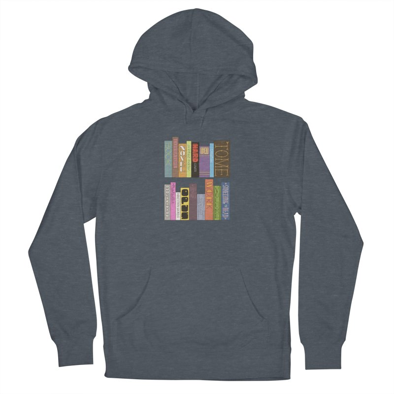 Meta-Bookshelf Men's Pullover Hoody by jeffisawesome's Artist Shop