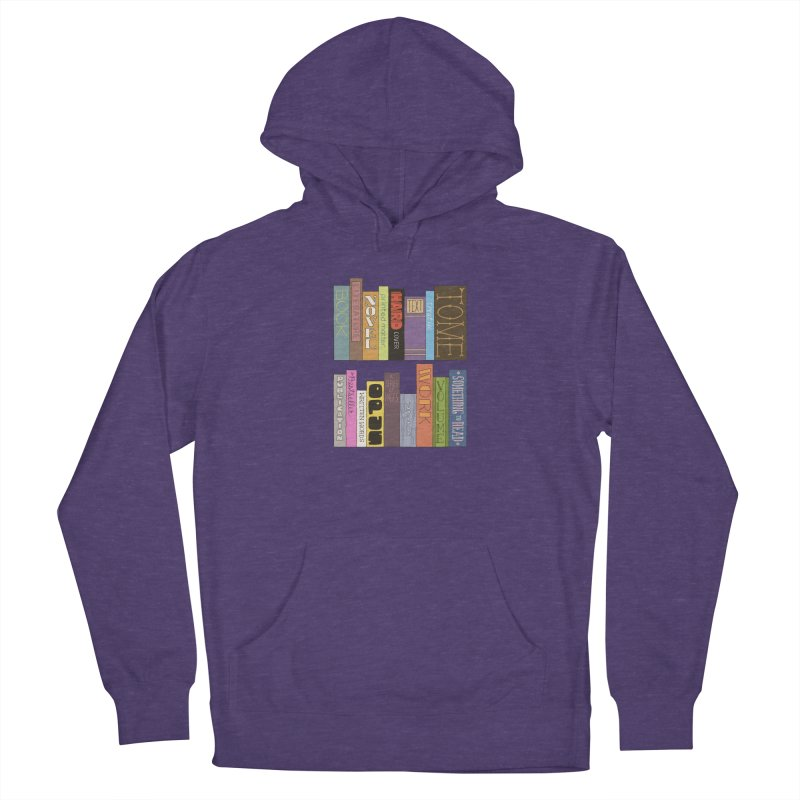 Meta-Bookshelf Women's Pullover Hoody by jeffisawesome's Artist Shop