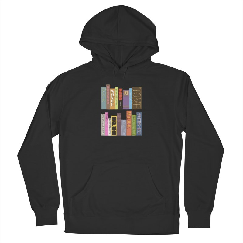 Meta-Bookshelf Men's Pullover Hoody by jeffisawesome's Artist Shop