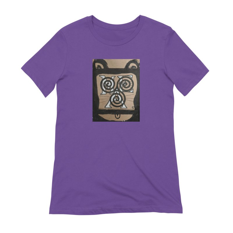 T-shirt for Chip Women's Extra Soft T-Shirt by jeffjacques's Artist Shop