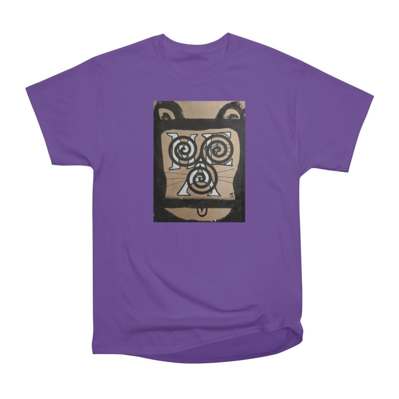 T-shirt for Chip Men's Heavyweight T-Shirt by jeffjacques's Artist Shop