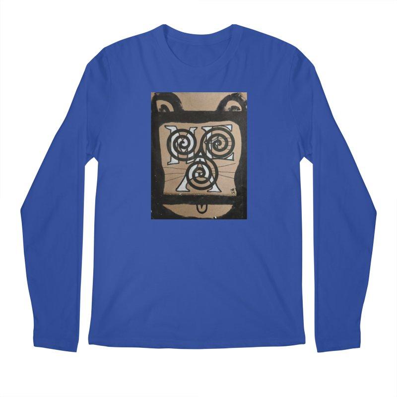 T-shirt for Chip Men's Regular Longsleeve T-Shirt by jeffjacques's Artist Shop