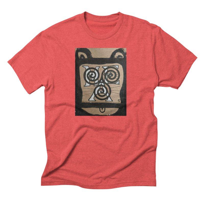 T-shirt for Chip Men's Triblend T-Shirt by jeffjacques's Artist Shop