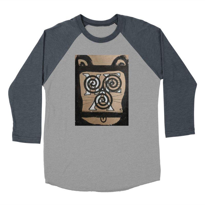 T-shirt for Chip Women's Baseball Triblend Longsleeve T-Shirt by jeffjacques's Artist Shop