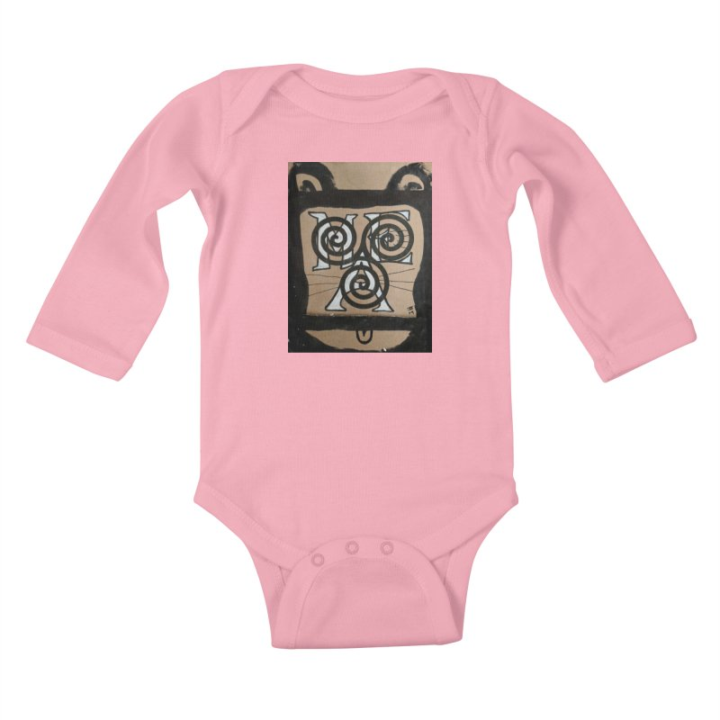 T-shirt for Chip Kids Baby Longsleeve Bodysuit by jeffjacques's Artist Shop