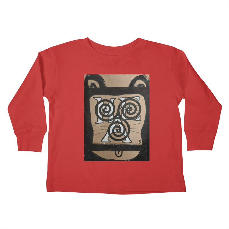 T-shirt for Chip Kids Toddler Longsleeve T-Shirt by jeffjacques's Artist Shop
