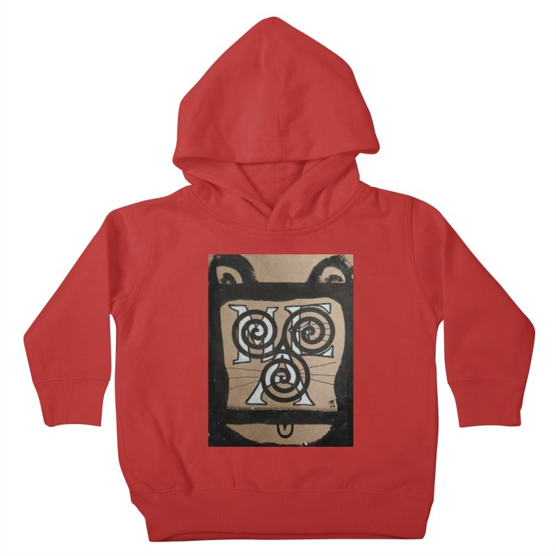 T-shirt for Chip Kids Toddler Pullover Hoody by jeffjacques's Artist Shop