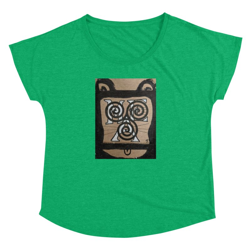 T-shirt for Chip Women's Dolman Scoop Neck by jeffjacques's Artist Shop