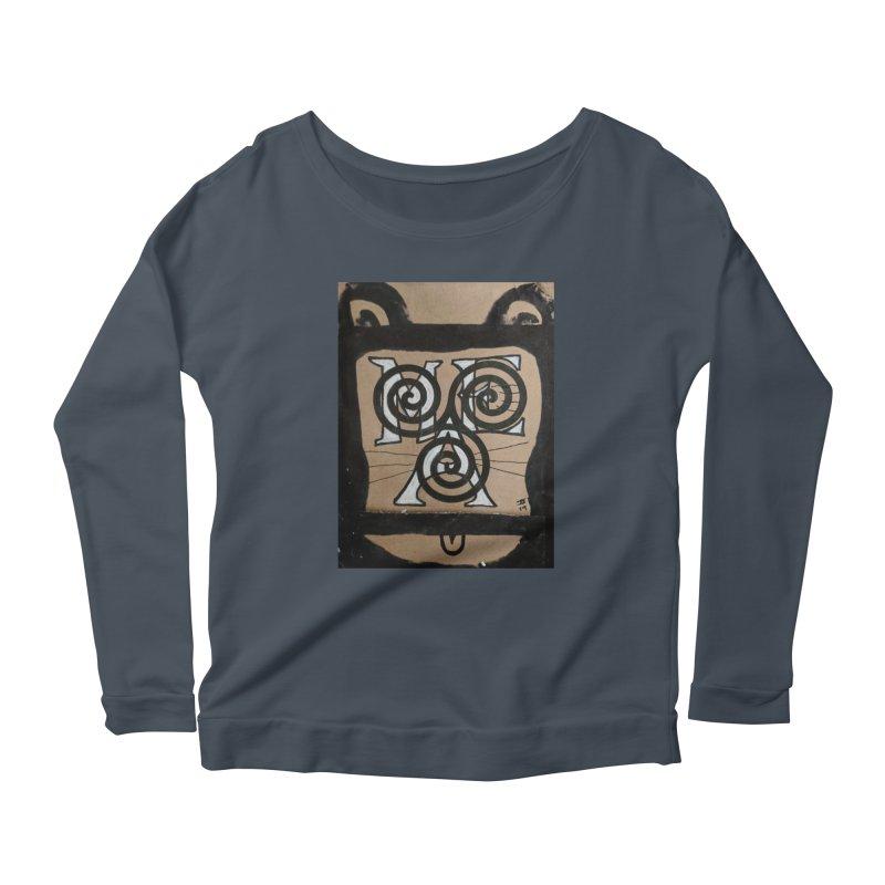 T-shirt for Chip Women's Scoop Neck Longsleeve T-Shirt by jeffjacques's Artist Shop