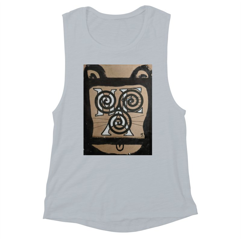 T-shirt for Chip Women's Muscle Tank by jeffjacques's Artist Shop