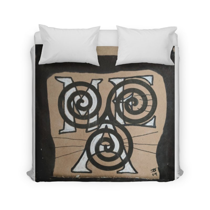 T-shirt for Chip Home Duvet by jeffjacques's Artist Shop