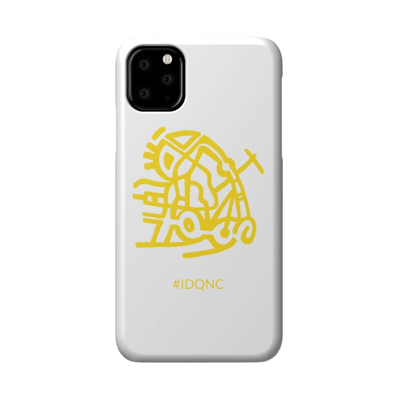 IDQNC-003 (gold) Accessories Phone Case by jeffjacques's Artist Shop