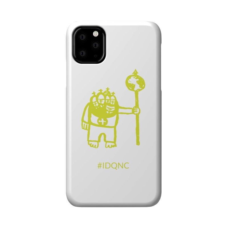 IDQNC-004 (lime) Accessories Phone Case by jeffjacques's Artist Shop