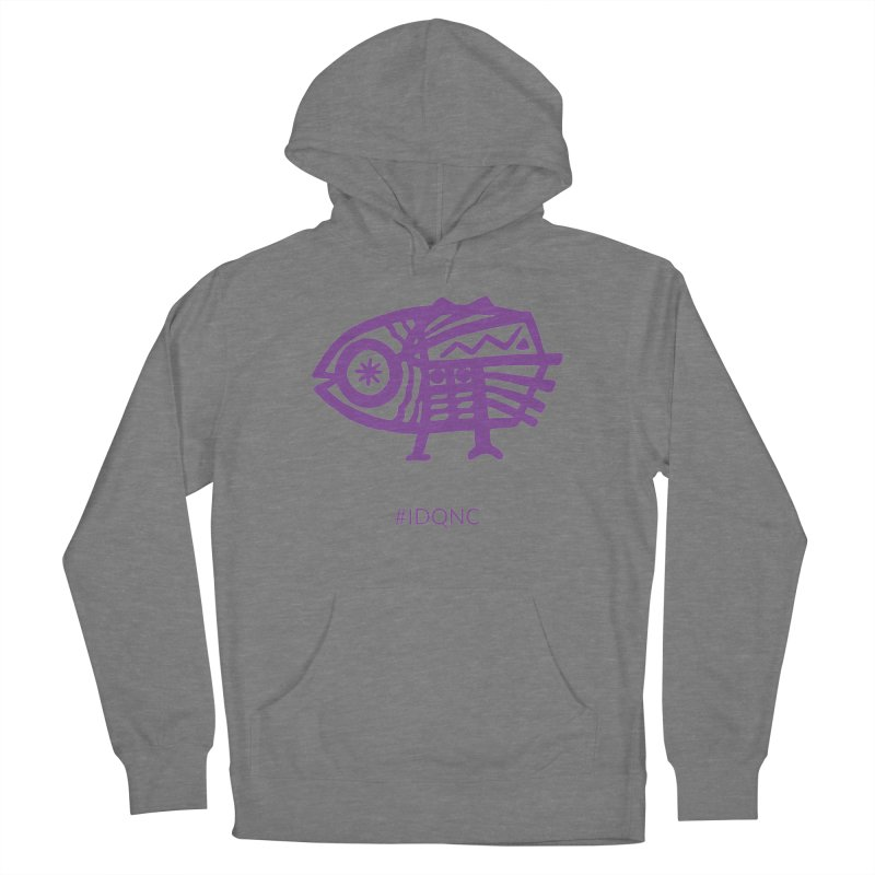 IDQNC-005 (purple) Women's Pullover Hoody by jeffjacques's Artist Shop
