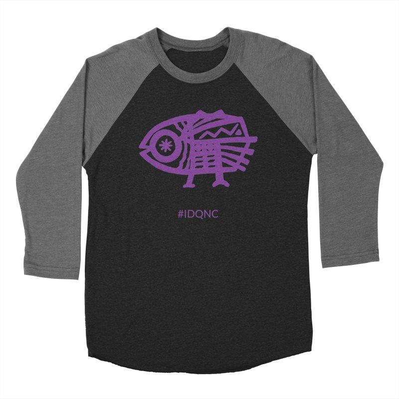 IDQNC-005 (purple) Women's Longsleeve T-Shirt by jeffjacques's Artist Shop