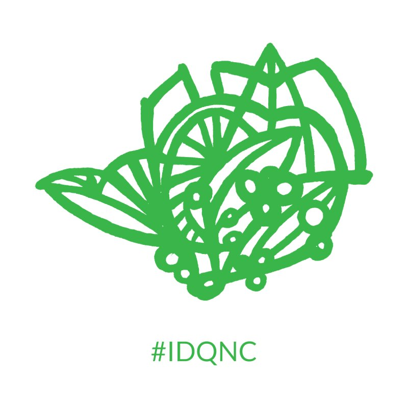 IDQNC-016 (green) by jeffjacques's Artist Shop
