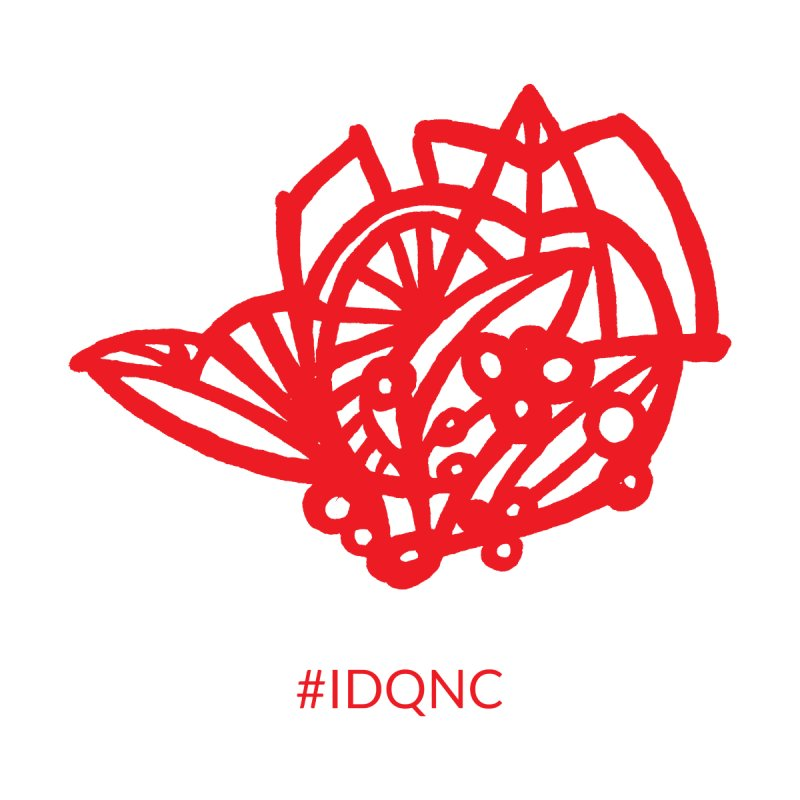 IDQNC-016 (red) by jeffjacques's Artist Shop