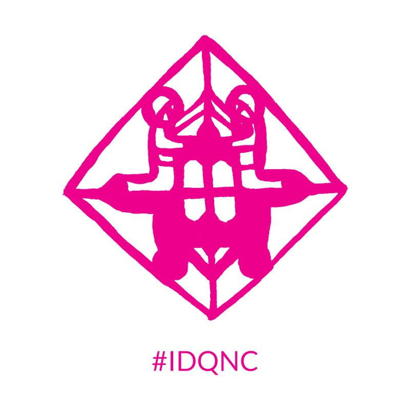 IDQNC-017 (magenta) by jeffjacques's Artist Shop