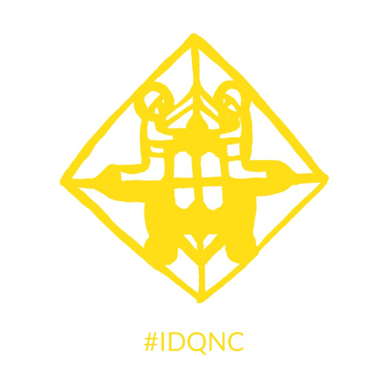 IDQNC-017 (gold) by jeffjacques's Artist Shop