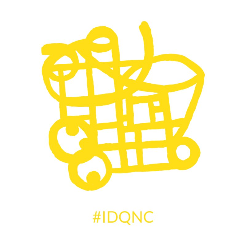 IDQNC-018 (gold) by jeffjacques's Artist Shop