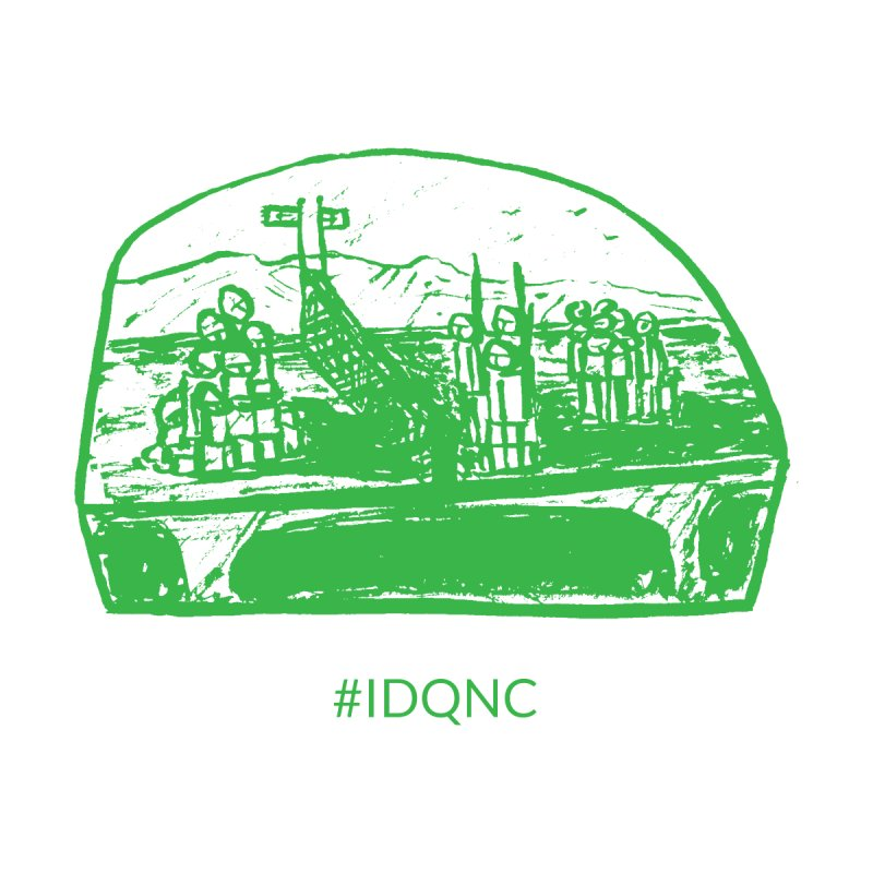 IDQNC-019 (green) by jeffjacques's Artist Shop