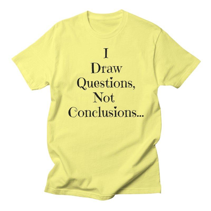IDQNC-021 (black) Men's Regular T-Shirt by jeffjacques's Artist Shop
