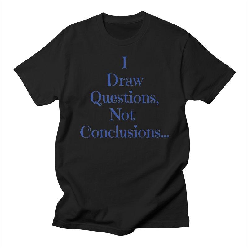 IDQNC-021 (Dark Blue) Women's Regular Unisex T-Shirt by jeffjacques's Artist Shop