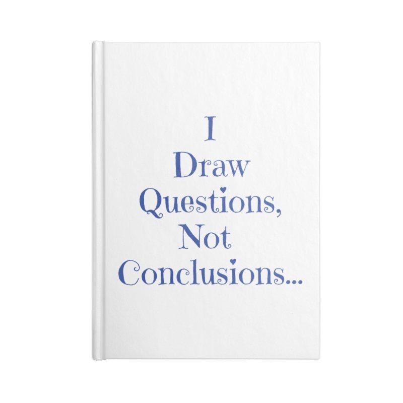 IDQNC-021 (Dark Blue) Accessories Blank Journal Notebook by jeffjacques's Artist Shop