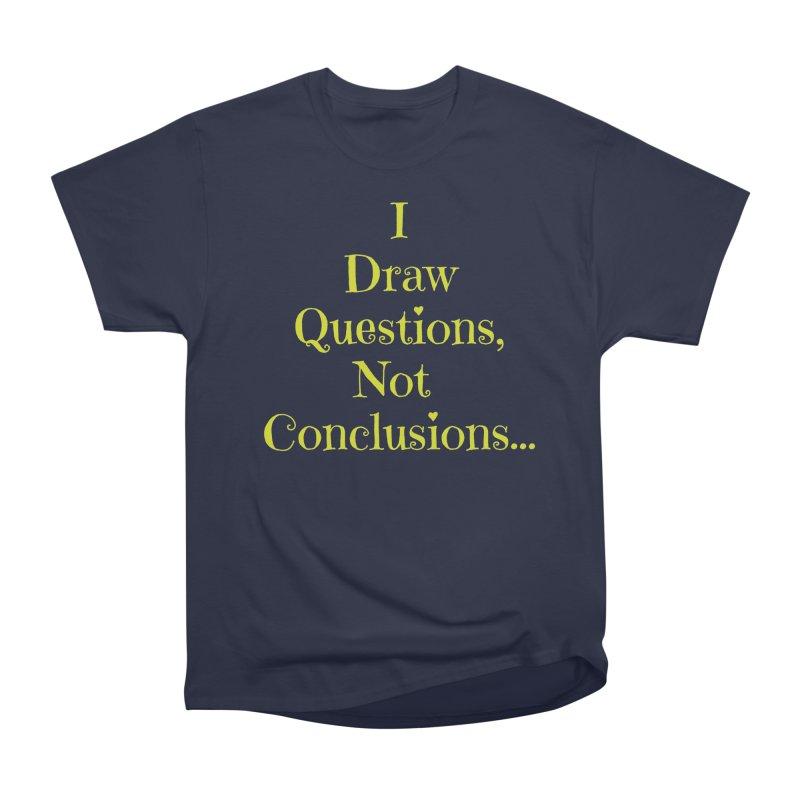 IDQNC-021 (lime) Men's Heavyweight T-Shirt by jeffjacques's Artist Shop