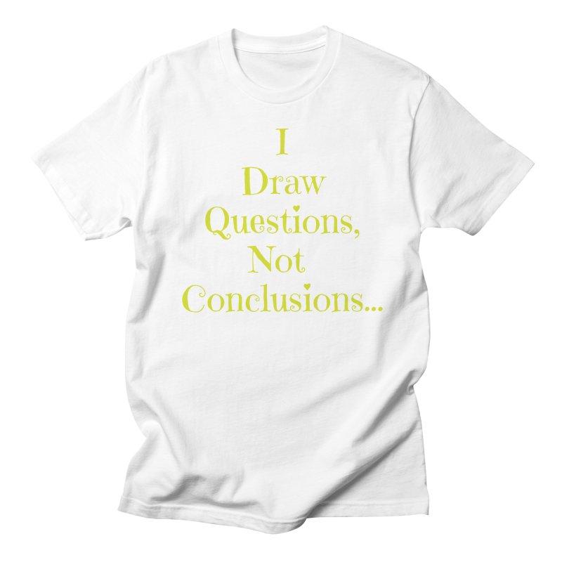 IDQNC-021 (lime) Women's Regular Unisex T-Shirt by jeffjacques's Artist Shop