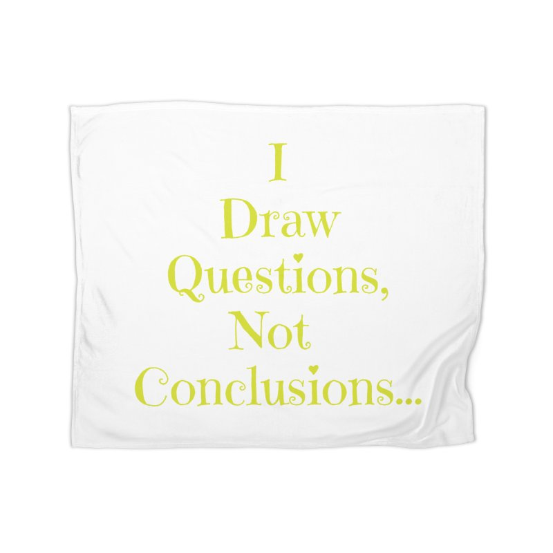 IDQNC-021 (lime) Home Fleece Blanket Blanket by jeffjacques's Artist Shop