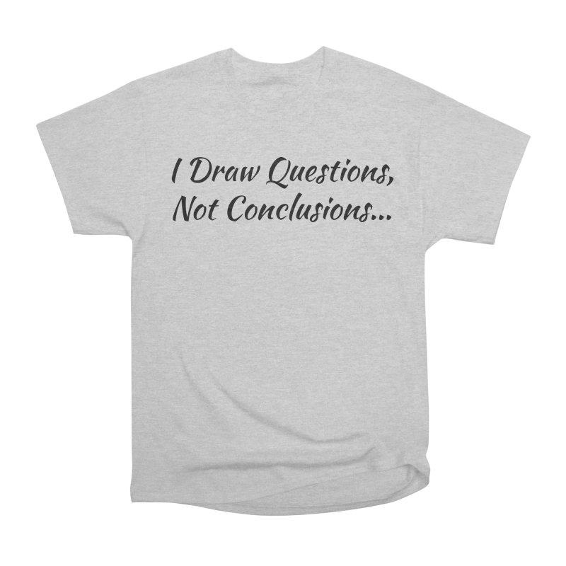 IDQNC-022 (black) Men's T-Shirt by jeffjacques's Artist Shop