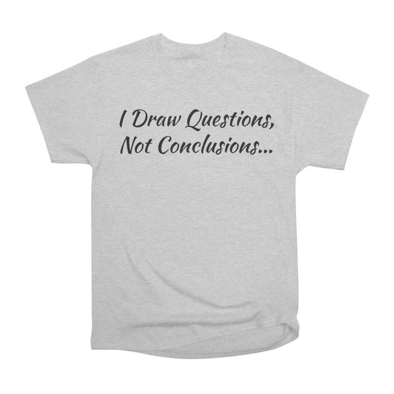 IDQNC-022 (black) Women's Heavyweight Unisex T-Shirt by jeffjacques's Artist Shop