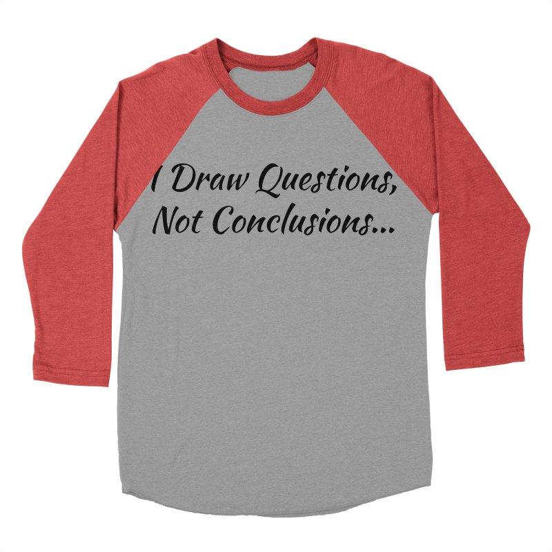 IDQNC-022 (black) Women's Baseball Triblend Longsleeve T-Shirt by jeffjacques's Artist Shop